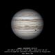 Jupiter & Ganymede transit - 2020/8/7,                                Baron