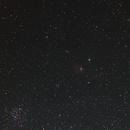 NGC7635 and M52,                                Sadaaki Takeichi