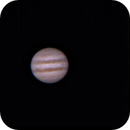 First Jupiter,                                Maxime Delin