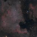 NGC 7000 - Canon RP(a) Test,                                Mario Gromke