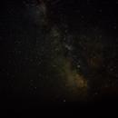 Milky Way,                                Christiaan Burchell