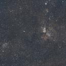 Eta Carinae Nebula,                                Brendan Studds