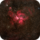NGC3372 Eta Carina Nebula,                                Kevin Parker