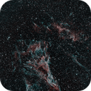 Part of a mosaic for the area around NGC6995,                                Jan Monsuur