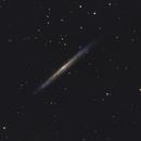NGC 5907 in draco,                                  Christoph Lichtblau