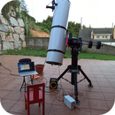 Telescopes 2020-05-08. GSO 305/1500 on EQ8 Pro. My Dome.,                                Pedro Garcia