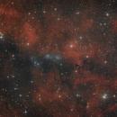 NGC 6914 - Reflection Nebula in Constellation Cygnus,                                Falk Schiel