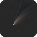 comet Neowise 2020,                                pedro lozano