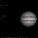 Jupiter, Io and Europa,                                Massimiliano Veschini