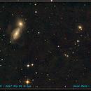 NGC 3226 / 3227 - Arp 94 in Leo.,                                astroeyes