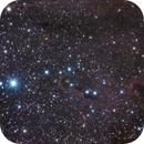 Elephant's Trunk nebula in IC 1396,                                Agostino Lamanna