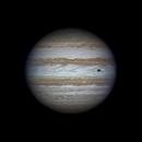Jupiter & Io,                                Nadir Astro