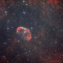 Crescent nebula ngc6888,                                Gianni Carcano