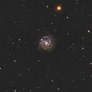 NGC3184,                                AstronoSeb