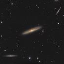 NGC 4216,                                noodle