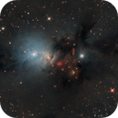 NGC1333 - where the starts are born,                                Jakub Szyma