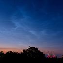 Noctilucent clouds 03.07.2021,                                Robert Schumann