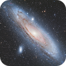 The Great Andromeda Galaxy 2020,                                Jeff Ball