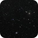 NGC1365 and friends,                                  the_bluester