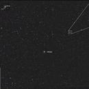 Widefield um Alkaid (Eta UMa) mit Messierobjekten M101 und M51,                                Michael Schröder