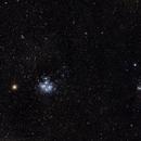Mars - Pleiades Conjunction and California Nebula,                                jratino