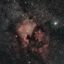 NGC 7000 /  IC 5067-5070,                                K. Schneider