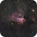 M17 - Omega Nebula,                                Siegfried