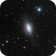 The Bubble Galaxy - NGC 3521,                                DiscoDuck