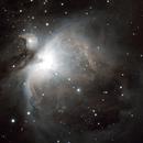 Messier 42 - Orion Nebula,                                AdriGut