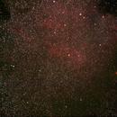 North American Nebula,                                thgr8houdini