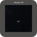 "M64 ""Black-eye Galaxy"",                                Jan Borms"