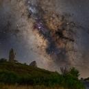 Galactic Core from Argimusco,                                Sebastiano Recupero