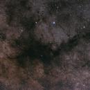 Pipe Nebula,                                J.J.Losada
