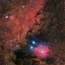 Ic 1284 & friends in Sagittarius,                                Andy 01