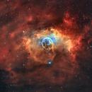 Bubble Nebula (NGC 7635, Sh2-162, Caldwell 11),                                Gary Lopez