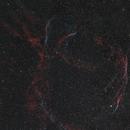SNR G65.3+5.7 in Cygnus HaOIIILRGB,                                Maciej