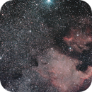 NGC7000 - nebula North America @200mm,                                Rastapopoulette