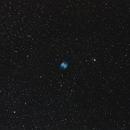 M27, Dumbbell Nebula,                                Salvatore Iovene