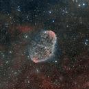 Crescent Nebula (NGC 6888),                                Ara