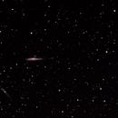 NGC 4631 + NGC 4656 - Whale + Hockey Stick,                                  AC1000