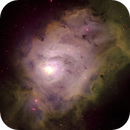 M8 the Lagoon Nebula,                                BillTheSkyGuy