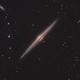 NGC4565 - Needle Galaxy - LRGB,                                Roberto Botero