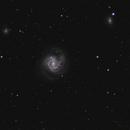 Messier 61,                    Josef Büchsenmeister
