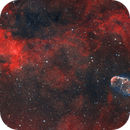 NGC 6888 Crescent Nebula,                                Valerio Avitabile