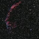 The Veil Nebula (NGC6960),                                Nuno De Sá Teixeira
