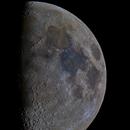 Moon 57,8% Illuminated,                                Siegfried