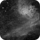 IC 405 - Flaming Star Nebula,                                Hartmuth Kintzel