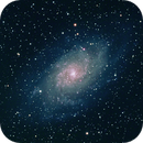 Messier 33,                                Jean-Marie MESSINA