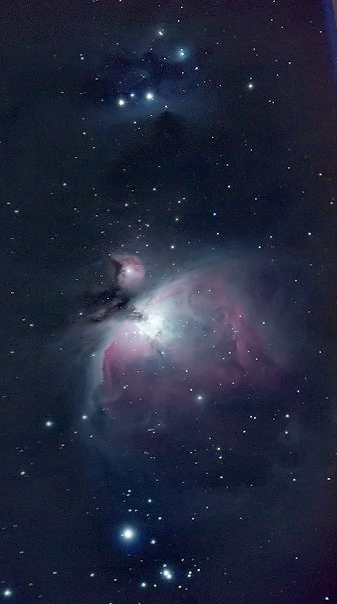 Early M42 and Running Man ,                                LakeFX