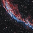 NGC6992 - La grande Dentelle du cygne,                                ZlochTeamAstro